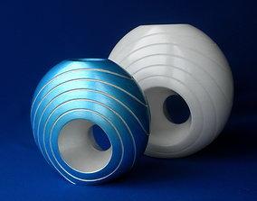 decor 3D print model Vase 10