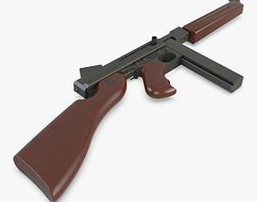 Thompson M1A1 3D thomson