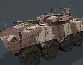 VBCI - 2 Nexter 3D asset