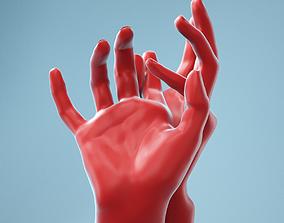 Gentle Pose Realistic Hand Model 15
