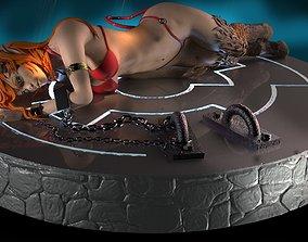 Cire Slave Succubus 3D printable model
