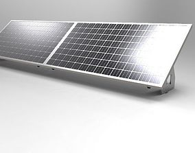 3D Solar tracking system