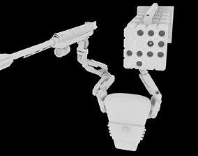 3D printable model Edge of tomorrow weapon
