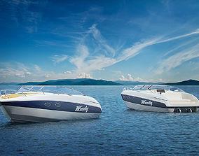 yacht 3D Yacht