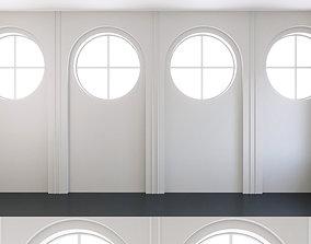 Wall Panel Set 138 3D