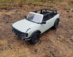 Ford Bronco 2021 Body For Print 3D printable model