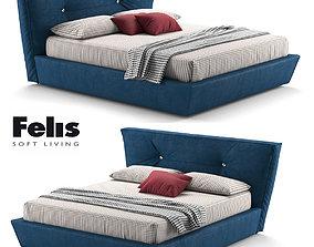 3D model Bed Felis Chris