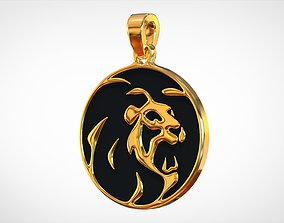 MGM Logo Pendant jewelry 3D print model