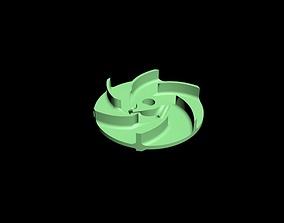 3D impeller