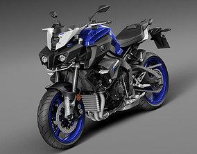 Yamaha MT-10 2016 3D