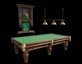 3D hang Billiard table
