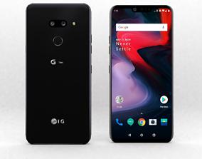 VR / AR ready 2019 LG G7 thinQ game asset