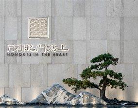 Commercial Exhibition Building 3D model