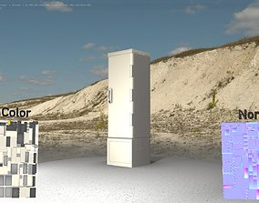 Electrical Distribution Cabinet 37 3D model