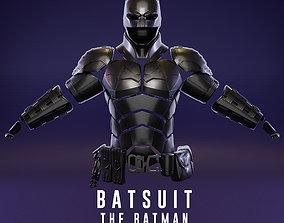 The Batman 2021 - Batsuit - Robert 3D printable model 1