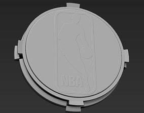 Decorative NBA Base Stand for figurines 3D print model