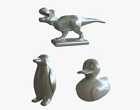sports 3D Monopoly New Playing Pieces model