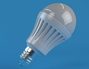 energy saver led bulb 3D model