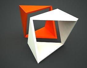3D asset Designer table