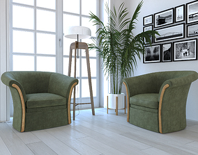 Furniture set 2605 3D