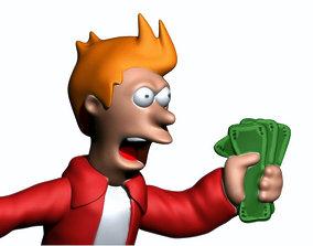 Take My Money 3D printable model