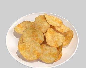 3D Potato Chips