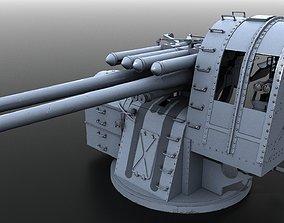 Japanese Type 89 3D model
