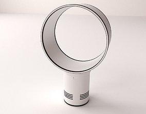3D Bladeless Fan
