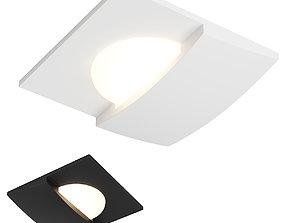 2121yy Lumina Lightstar Recessed spotlight 3D model