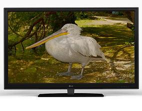 Tv model LG