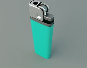 cigarette 3D Cigarette Lighter