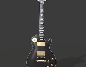 3D model Gibson Les Paul Guitar