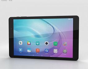 3D model Huawei MediaPad T2 10-0 Pro Charcoal