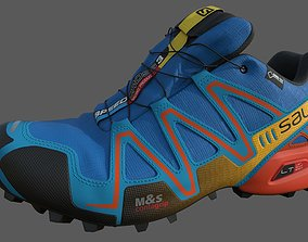 Salomon Speedcross 3 3D trail