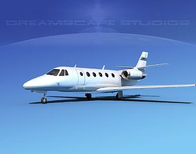 3D Cessna C560XL Citation V15