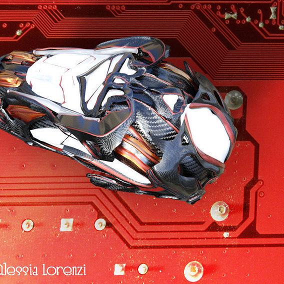 Spaceship hi-tech