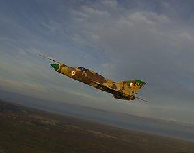3D print model MiG 21 FL Fishbed