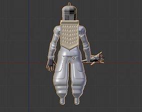 chola king 3D model
