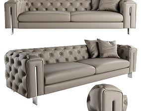 Vincent Contemporary Sofa 3D model