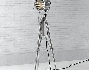 3D model lamp 48 am158