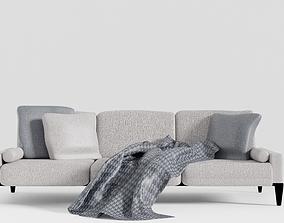 3D model Basic Sofa