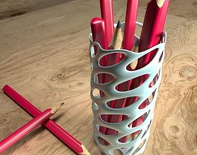 Voronoi Vase 3D printable model