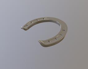 HorseShoe 3D asset