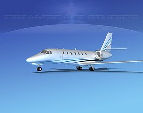 Cessna C680 Citation Soveriegn V15 3D