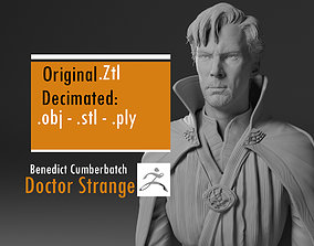 Benedict Cumberbatch - Doctor Strange - 3D printable model
