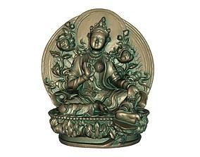 Tibetan Buddhism 3D print model
