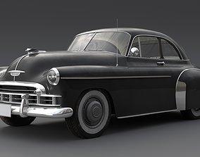 Chevrolet Styleline Deluxe Sport Coupe 1950 3D model