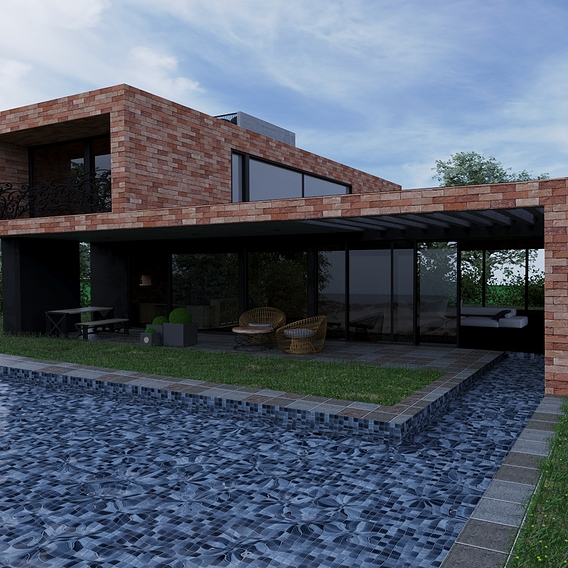 loft-style cottage