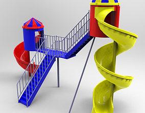 3D Playground Studio Max obj