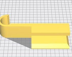Headset Hanger philips phl247e6-0 3D print model